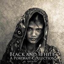 Black and White a Portrait Collection