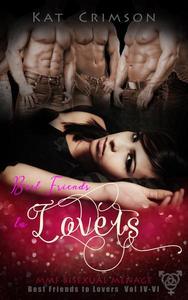 Best Friends to Lovers Box Set Vol. 4-6