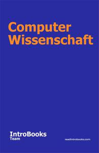 Computer Wissenschaft