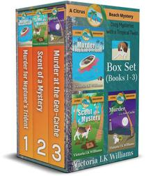 Citrus Beach Mystery: Box Set: Books 1,2,3
