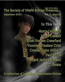 The Society of Misfit Stories Presents...(September 2020)