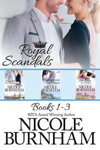 Royal Scandals Boxed Set (Books 1-3)