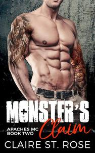 Monster's Claim: A Bad Boy Motorcycle Club Romance