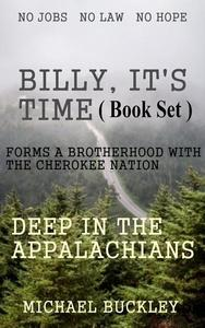 Billy, It's Time (Book Set)