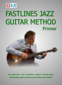 Fastlines Jazz Guitar Method Primer