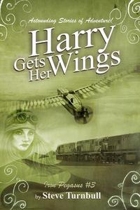 Harry Gets Her Wings