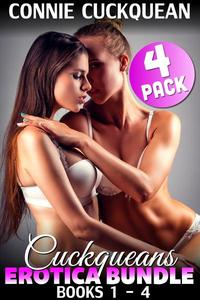 Cuckqueans Erotica Bundle 4-Pack : Books 1 - 4