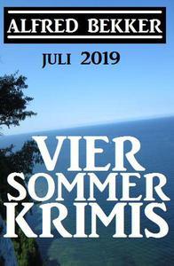 Vier Sommer-Krimis – Juli 2019