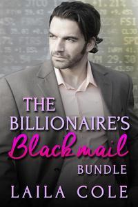 The Billionaire's Blackmail - Bundle