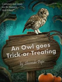 An Owl Goes Trick-or-Treating
