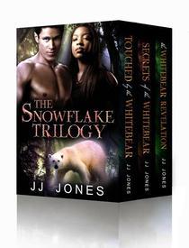 Snowflake: The Whitebear Trilogy (Interracial Paranormal Shifter Romance BWWM)