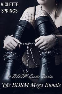 The BDSM Mega Bundle (6 BDSM Erotic Stories)