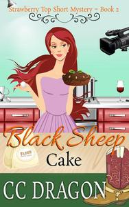Black Sheep Cake (Strawberry Top Short Mystery 2)