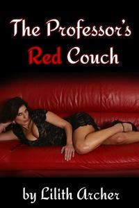 The Professor's Red Couch (Interracial Gangbang)