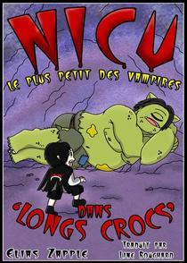 Nicu – le plus petit des vampires dans Longs Crocs