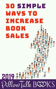 30 Simple Ways To Increase Book Sales