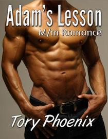 Adam's Lesson: M/m, Steamy Romance