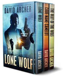 The Noah Wolf Series: Books 1-3