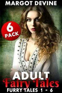Adult Fairy Tales 6-Pack Furry Tales Books 1 - 6