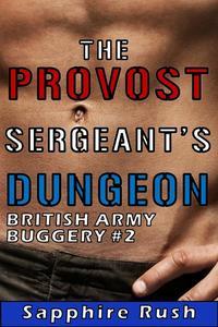 The Provost Sergeant's Dungeon (voyeur gay soldier BDSM)