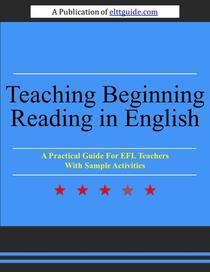 Teaching Beginning Reading in English