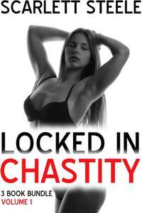 Locked In Chastity - 3 Book Bundle - Volume 1
