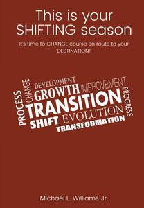 This is your shifting season It's time to change course en route to your destination
