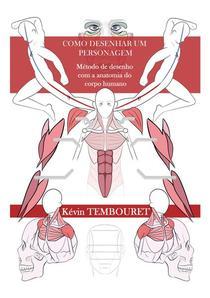 Como desenhar um personagem - Método de desenho com a anatomia do corpo humano