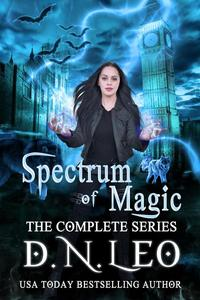 Spectrum of Magic - The Complete Series - Boxed-set