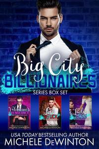 Big City Billionaire Boxset