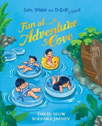 Sam, Sebbie and Di-Di-Di & Xandy: Fun at Adventure Cove
