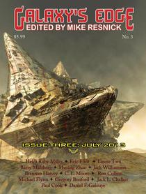 Galaxy's Edge Magazine: Issue 3, July 2013