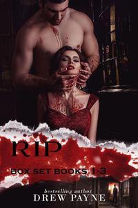The Ripper Series Box Set Books 1-3