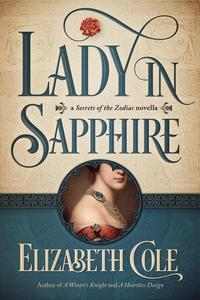Lady in Sapphire