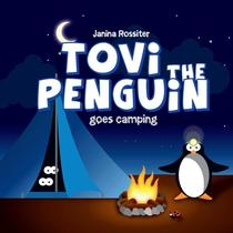 Tovi the Penguin goes Camping