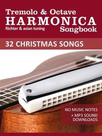 Tremolo Harmonica Songbook - 32 Christmas Songs