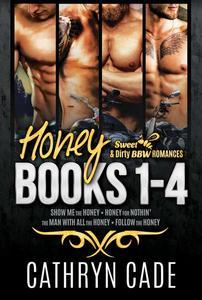 Sweet & Dirty BBW Romance Books 1-4