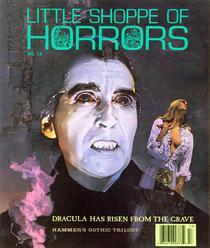 Little Shoppe of Horrors #13