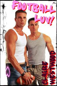 Football LUV! - A MMF Threesome College erotic tale