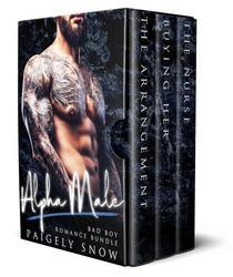 Alpha Male: Bad Boy Romance Bundle