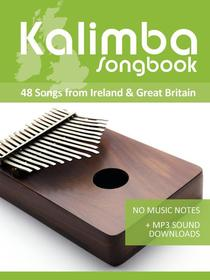 Kalimba 10/17 Songbook - 48 Songs from Ireland & Great Britain