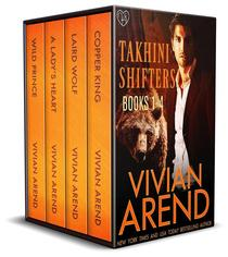 Takhini Shifters: The Complete Series