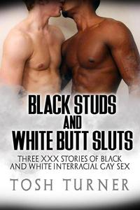 Black Studs and White Butt Sluts: Three XXX Stories of Black and White Interracial Gay Sex
