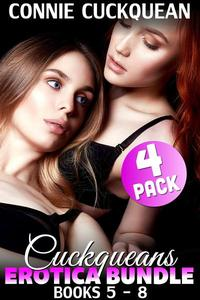 Cuckqueans Erotica Bundle 4-Pack : Books 5 - 8
