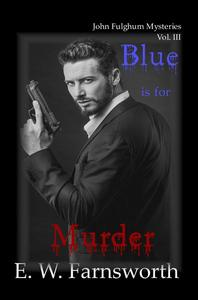 Blue is for Murder