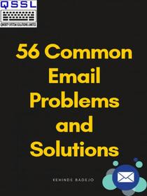 56 Common Email Problems and Solutions