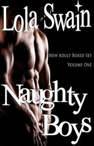 Naughty Boys New Adult Boxed Set Volume One