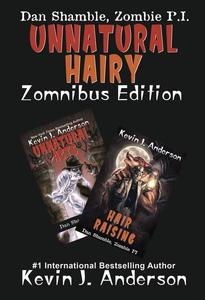 UNNATURAL HAIRY  Zomnibus Edition