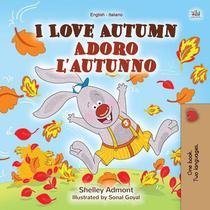 I Love Autumn Adoro l'autunno