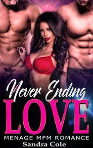 Never Ending Love : Billionaire MFM Menage Romance